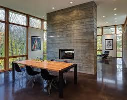 Fieldstone Homes Floor Plans Encircled By Nature Minimalist Fieldstone House In Wisconsin