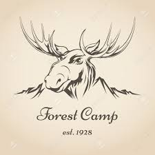 moose head drawing wallpaper download cucumberpress com
