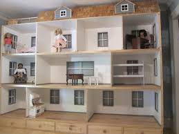 How To Make Dolls House Furniture American Doll House Natural Woodworks
