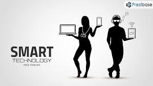 smart tecnology smart technology prezi template prezibase