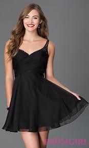 klshort black dresses sweetheart open back dress promgirl