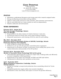 Special Education Teacher Resume Examples 2013 by Liam Donovan Resume