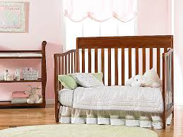 Lajobi Convertible Crib Toddler Bed Awesome How To Convert Graco Stanton Crib To Toddler