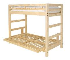 Free Diy Bunk Bed Plans by 67 Best Loft And Bunk Beds Images On Pinterest 3 4 Beds Bed