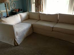 slipcover for sectional sofa with chaise how to a slipcover for a sectional sofa conceptstructuresllc com