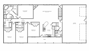 large ranch floor plans 4 bedroom 2 story floor plans luxamcc org