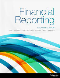 financial reporting 2e wiley digital solutions