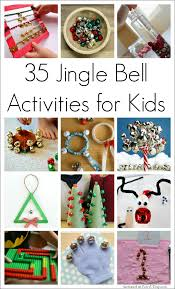 35 jingle bell christmas activities for kids