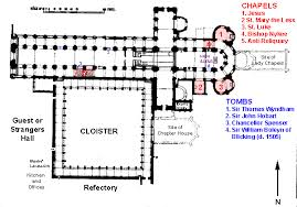 Medieval Floor Plans Medieval Norwich Cathedral Plans And Drawings
