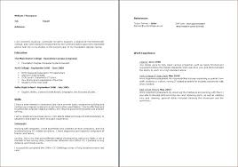concise cover letter cover letter and cv aimcoach me