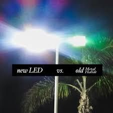led parking lot lights vs metal halide izing electric orange ca united states parking lot light