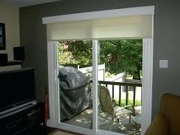 Solar Shades For Patio Doors Wonderful Patio Door Shades Decor With Window Treatments For