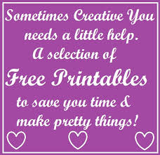 free printables support diy projects