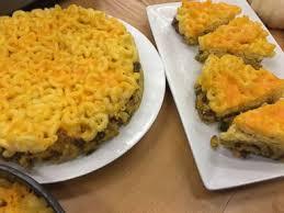 dressed up mac and cheese eddie jackson recipe abc news