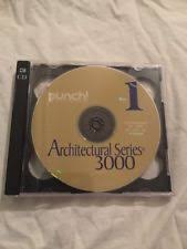 punch home design 3000 architectural series punch home design architectural series 3000 free punch home design architect series 3000 v10 old version ebay