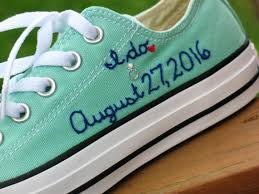 wedding shoes keds custom converse custom wedding sneakers wedding converse