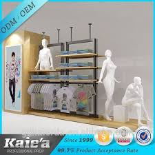 Used Display Cabinets Boutique Display Cabinet For Clothes Used Clothing Display