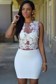white lace dress women club mini floral white lace dress online store for