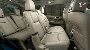 nissan pathfinder 2015 interior 2013 nissan pathfinder interior seats youtube