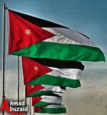 Flag Jordan Jordan Flag علم الاردن Jordan Flag علم الاردن Flickr