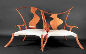 bespoke designer seating love chairs fine furniture maker