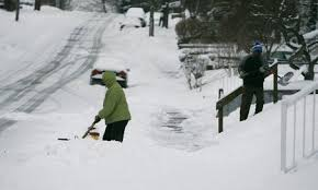 Worst Blizzard In History by 10 Biggest March And April Snowstorms In N J History Nj Com
