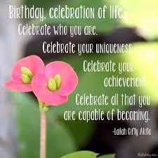 birthday celebration quotes pleasing celebration of quotes