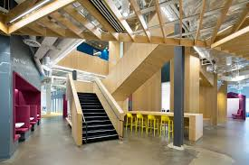microsoft u0027s new plush office remodelled top vancouver department