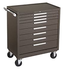 kennedy 8 drawer roller cabinet kennedy manufacturing 348xb 8 drawer cabinet with ball bearing