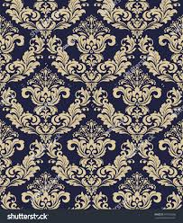 royalty free floral pattern wallpaper baroque u2026 451595206 stock