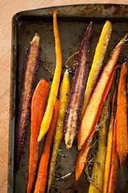 Oven Roasted Root Vegetables Balsamic - balsamic roasted carrots crumb a food blog
