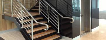 stairs in steel seaford vic 3198