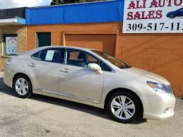 2010 lexus hs 250h msrp 2011 lexus hs 250h for sale in moline il 61265