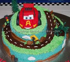 lightning mcqueen birthday cake picture cakes largest birthday cake gallery