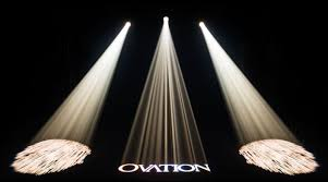 ovation e 260ww e 260cw led ellipsoidals chauvet professional