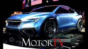 subaru concept cars subaru viziv performance concept l impreza future sport concept l