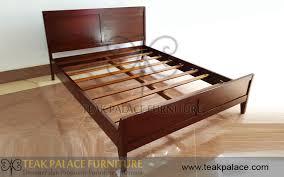 Dipan Kayu Kalimantan dipan murah minimalis kayu jati ruang tidur murah