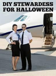 Pan Costume Halloween Mile Flight Attendant Costume Halloween Costume