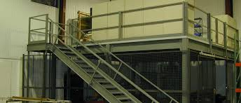 prefabricated mezzanines steel mezzanines porta king