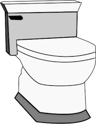 Bathroom Clipart Toilet Free Bathroom Clipart 3 Pages Of Public Domain Clip Art
