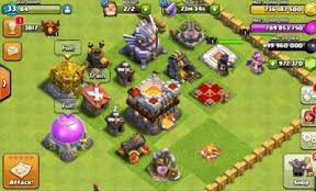 game coc sudah di mod free download clash of clans mod apk full hack unlimited gold elixir