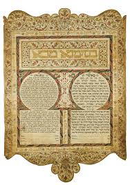 interfaith ketubah interfaith couples find meaning in the ketubah