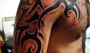 half sleeve tattoo tribal half sleeve tribal tattoo designs for