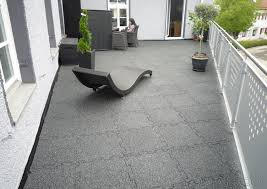 Outdoor Tile Patio Rubber Outdoor Tiles For Deck Attractive Decor With Rubber
