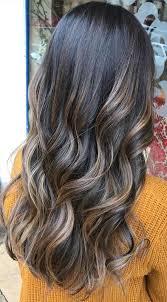 silver brown hair 30 chic highlight ideas for your brown hair
