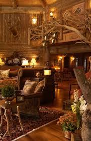 Best Log Cabin Design Ideas Images On Pinterest Architecture - Log cabin interior design ideas