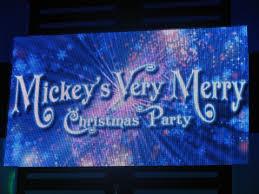 walt disney world u0027s mickey u0027s very merry christmas party 2010