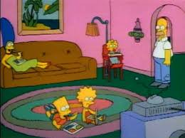 37 best simpsons living room images on pinterest the simpsons