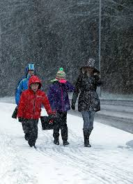 uk weather snow and expected across britain as met office