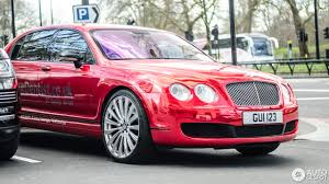 pink bentley bentley continental flying spur 25 april 2017 autogespot